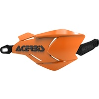 ACERBIS HANDGUARDS X-FACTORY ORANGE BLACK