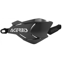 ACERBIS HANDGUARDS X-FACTORY BLACK BLACK