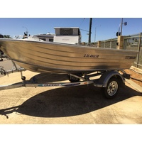 SeaJay 3.55 Angler Dinghy & Trailer