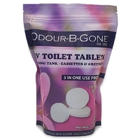 Odour B Gone RV Toilet Disk 20 Pack #850-04060