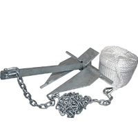 Sand Anchor Rope Kit 3.8kg (8lb)