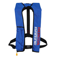 Honda Marine Inflatable PFD / Life Jacket Blue Type 1 Level 150