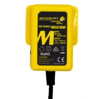 MOTOBATT Charger Little Boy 1.0 Amp 6v /12v