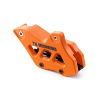 KTM Rear Chain Guide Orange TM Designs 7810497000004