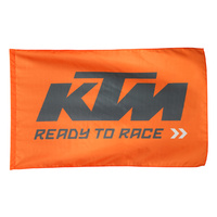 Genuine KTM Motorcycles Display Flag 3PW1771500