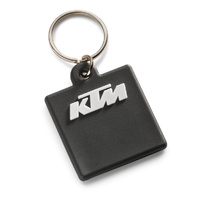 KTM Rubber Key Ring Black 3PW1771400