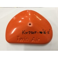 Air Box Wash Cover Kawasaki KX250F '06-16'