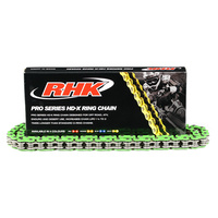 RHK 520 120L GREEN HD-X RING HEAVY DUTY CHAIN