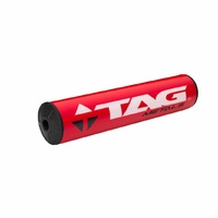 TAG  Bullet Cross Bar Pad Red
