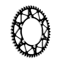 TAG Race Rear Sprocket Black Honda 55T - CR 85R/RB 03-07